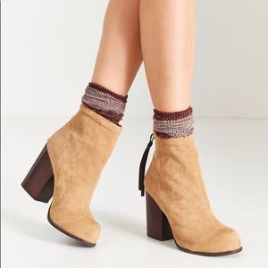 😍Jeffrey Campbell Rumble Ankle Boot😍